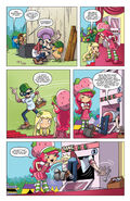 Strawberry Shortcake Comic Books Issue 1 - Page 19