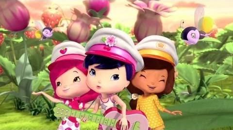 """Strawberry Shortcake - """"It's a Beautiful Lovely Wonderful Day"""" Music Video"""