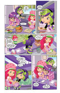 Strawberry Shortcake Comic Books Issue 5 - Page 7