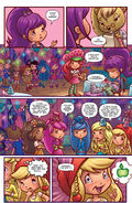 Strawberry Shortcake Comic Books Issue 5 - Page 21