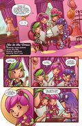 Strawberry Shortcake Comic Books Issue 3 - Page 19
