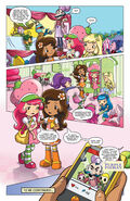 Strawberry Shortcake Comic Books Issue 1 - Page 22