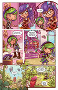 Strawberry Shortcake Comic Books Issue 3 - Page 21