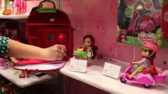 Toy Fair 2015- The Bridge Direct presents Strawberry Shortcake's 35th Birthday Party