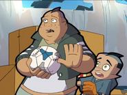 Head Butt and Cartoon 003
