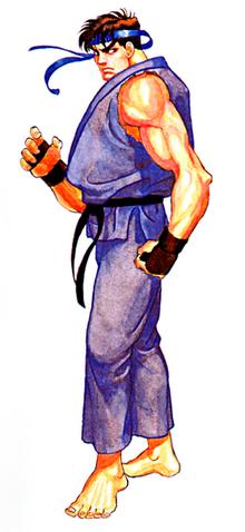 File:Ryu (SF2CE).png
