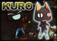 Character kuro