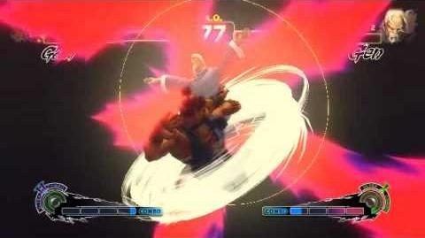 Super Street Fighter 4 - Akuma Ultra 2