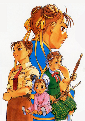 File:Chun-Li (Various Ages).png