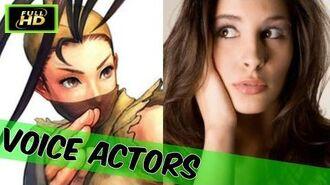 Ultra Street Fighter 4 Voice Actors - Street Fighter Nostalgia - Street Fighter Quotes VoiceActors