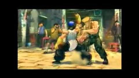 Super Street Fighter 4 Arcade Edition Trailer Featuring Yun and Yang Tougeki 2010