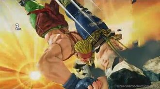 Street Fighter 5 - Alex's Critical Art Super