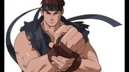 Street Fighter Alpha 3-Black Power (Evil Ryu)