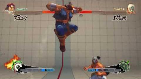 Super Street Fighter 4 - T