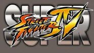 Super Street Fighter IV - Crumbling Laboratory Stage (Round 2)