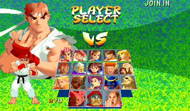 File:SFA2 characters.png