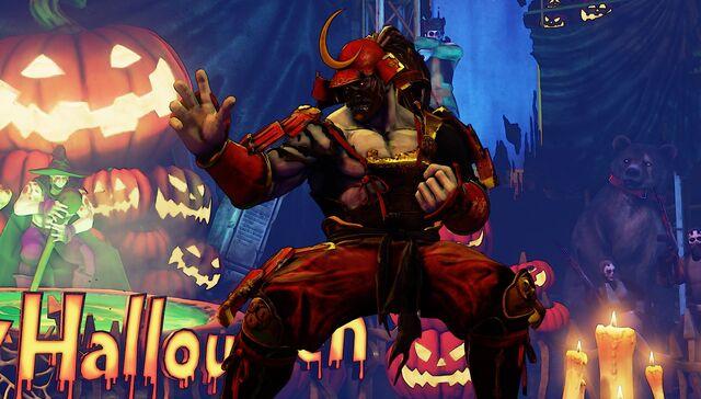 File:SFV Ryu Halloween Costume.jpg