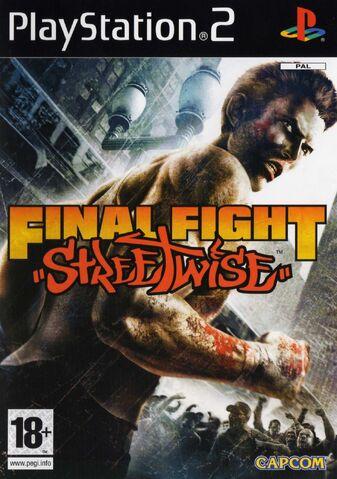 Archivo:Final Fight Streetwise.jpg