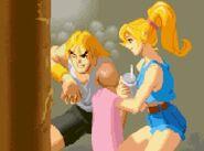 Eliza & Ken SFA cutscene