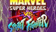 (Demo) マーヴル VS. ストリートファイター MSH Vs