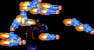 Shadow Lady Galaxy Missile photo