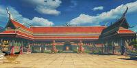 Temple Hideout