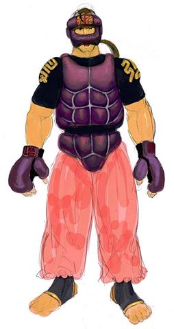 File:Dan Hibiki (Alternate Outfit).png