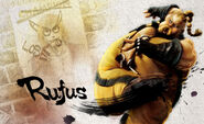Street fighter rufus