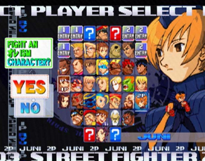 Archivo:Street Fighter Zero 3 Upper Select Screen.png