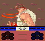 Street Fighter Ken Sei Mogura Ryu intro