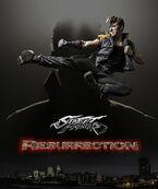 Street Fighter Resurrection Poster