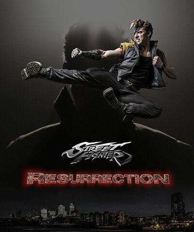 File:Street Fighter Resurrection Poster.jpg