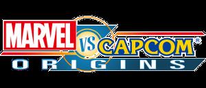 File:Marvel vs. Capcom Origins Logo.png