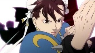 Street Fighter IV - Chun-Li Aftermath Anime