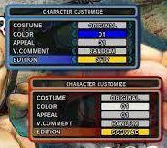 Edition select
