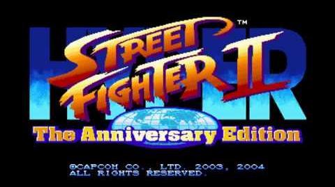 Hyper Street Fighter II Music - Ken Stage