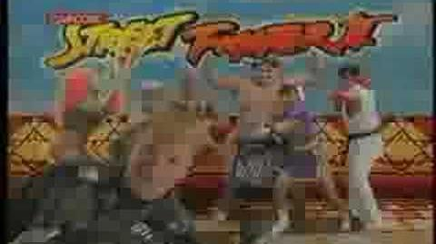Street Fighter II Action Figures