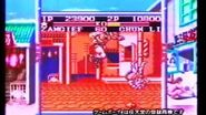 CM ストリートファイター2 (GB) 篠原涼子 Street Fighter 2