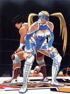 Rmika-wrestler
