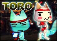 Character toro