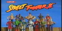 Street Fighter II (toy line)