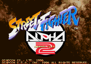 File:Street Fighter Alpha 2 Title.png