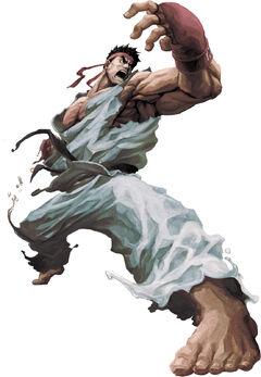 Ryu sfxt