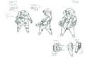 Str2 space infantryman concept