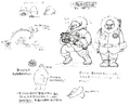 Str2 antarctic guard fat concept
