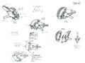 Str2 tadpole concept