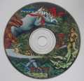 Strider ost cd art