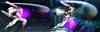 Hien two-sword strike