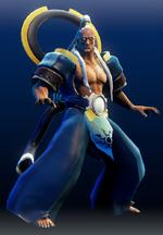 NewStrider juroung model