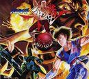 Strider Hiryu -G.S.M. Capcom 2-